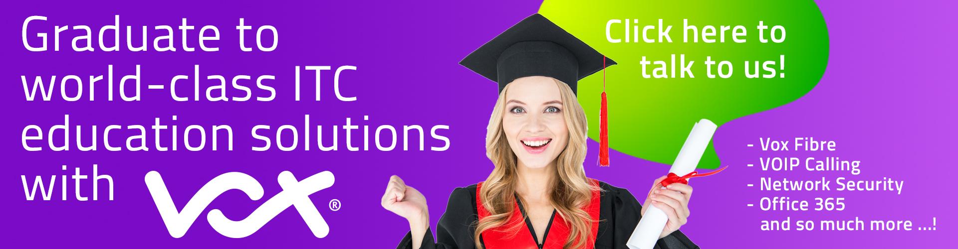 Graduate to Vox