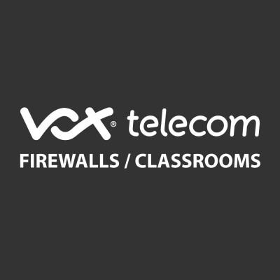 VOX-FIREWALLS&CLASSROOM